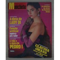 Revista Manchete N.1691 - Claudia Ohana (40653)