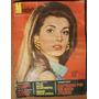 Manchete - 1966 - Miss Adalgisa Colombo / Festival Canção