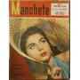 Manchete 1955 - Vestido Noiva Morineau / Cinema