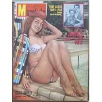 Manchete 1961 Gasper / Vedetes / Luely Figueiró / Primavera