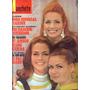 Manchete 1967.miss U.miss Brasil.aparecida Do Norte.musicas