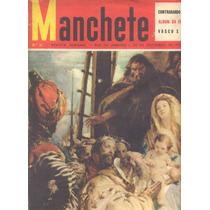 Manchete N° 35 - 20.12.1952 - Vasco Da Gama 1 X Flamengo 0