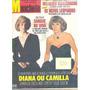 Revista Manchete N.2.130 Jan/93 - Diana Ou Camilla
