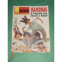 * Revista Manchete - Edição Histórica - Mamonas Assassinas *