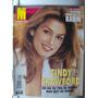 Revista Manchete 2276 Cindy Crawford Mais Sexi Do Mundo