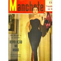 Revista Manchete 61 (bloch-1953) -capa Modelo Darcy Penteado