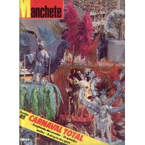 Manchete 1985.carnaval.bailes.escolas De Samba.fantasias.