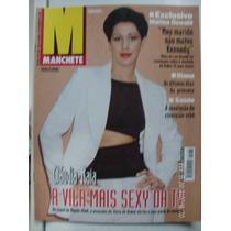Revista Manchete 2432 Claudia Raia, A Vilã Mais Sexi Da Tv