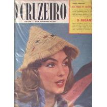 O Cruzeiro 1957.vitoria Da Conquista.ava Gardner.f Noronha