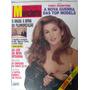 Revista Manchete 2180 Sexo Cindy Crawford Nova Ditadura