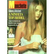 Manchete 1995.gianne Albertoni.vera Ficher.diana.amazonas.