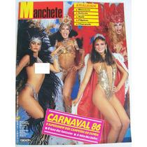 Manchete Nº 1.767: Roberta Close - Monique Evans - 1986