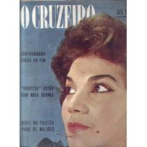 Manchete 1959.corumbá.tv Tupi.vedetes.didi.julio Capua.moda