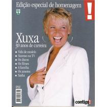 Revista Contigo Especial 30 Anos De Carreira - Xuxa