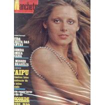 Manchete 1974.vera Fischer.concorde.odete Lara.miss Brasil.