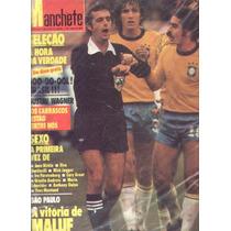 Manchete 1978.seleção.farrah.sandra Brea.jô Soares.rivelino
