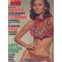 Manchete 1973.marcia Brito.miss Mundo.rio Saõ Francisco.moda