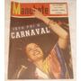Revista Manchete Nº 45 - Fev/1953 - Especial Carnaval
