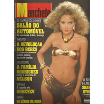 Manchete 1992..sharon Stone.automoveis.nélson Rodrigues.moda