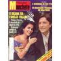 Manchete 1992.tereza Collor.joao Ubaldo.mata Atlantica.moda