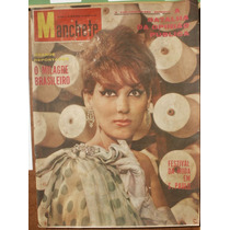 Manchete 1961 - Moda Festival / Dom Helder / Vedetes