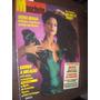Revista Manchete 1986 Sonia Braga Blitz Maite Proença