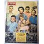 Mundo Ilustrado Nº 6: Didi Ex Fluminense - Santos - 1956