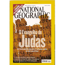 Revista National Geographic Brasil - O Evangelho De Judas..