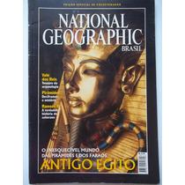 National Geographic Nº 26-a Antigo Egito Edição Especial