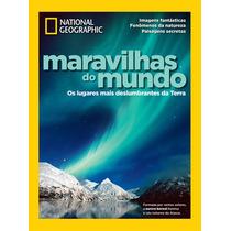 Revista National Geographic Especial - Maravilhas Do Mundo