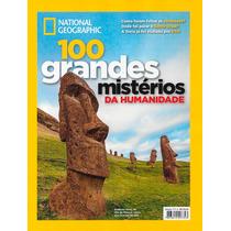 Revista National Geographic 100 Grandes Mistérios Humanidade