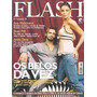 Flash E Amaury Jr. Nº 45 Ana Hickmann, Brad Pitt, Abilio Din