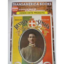 Revista: Revista Da Semana Nº 29 - 12/07/1924 - V. Doméstica