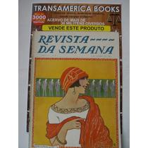 Revista: Revista Da Semana Nº 32 - 02/08/1924 - V. Doméstica
