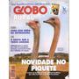 Globo Rural - Avestruz. Novidade No Piquete/ Cavalo/ Bambu