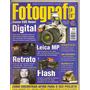 Revista Fotografe Melhor - Flash/ Leica Mp/ Retrato/ Digital