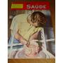 Antiga Revista Vida E Saúde Nº 8 / 1965 - Rara Quase Banca