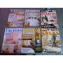 Lote Com 18 Revistas Decoração Especiais Quartos Salas