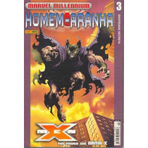 Gibi Formato Americano Homem Aranha Marvel Millennium