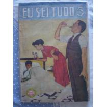Revista Eu Sei Tudo Nº 03 - Agosto De 1951