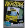 Revista Negócios Em Transporte N°4 - Maio 2003.