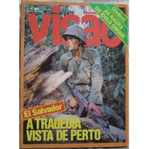 Revista Visão N° 15 - 13 Abril1981 - El Salvador.