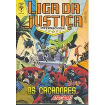 Mini Gibi Liga Da Justiça Internacional Os Caçadores Batmoça