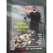 Globo Rural - Piscicultura. Curral Nas Águas/ Boi/ Pequi...