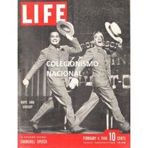 Life 1946 Bob Hope Bing Crosby Rita Hayworth Charle Chaplin