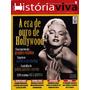 Revista História Viva Capa Marilyn Monroe Raridade Novíssima
