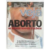 Veja 2097 Jan/09 - Aborto / Obama / Battisti - Frete Grátis