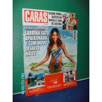Revista Caras Sabrina Sato - Fj.jr