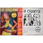 B2268 A Cigarra Abril 1973 Com Suplemento De 36 Moldes Em