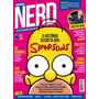 Revista Mundo Nerd # 5 = Historia Secreta Dos Simpsons Nova!